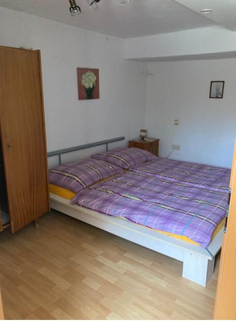 Ferienwohnung Schlafzimmer 2 Bett