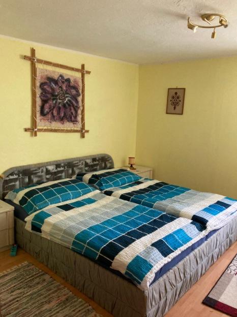 Ferienwohnung Schlafzimmer 3 Bett